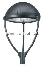 Astra Circo Tripode Vonkajšie svietidlo Svietidlo pre použitie na už existujúce stĺpy s priemerom o 60 mm