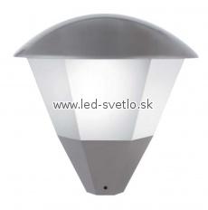 Barcellona Opal - Vonkajšie svietidlo Svietidlo pre použitie na už existujúce stĺpy s priemerom o 60 mm