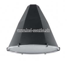 Miro - Vonkajšie svietidlo Svietidlo pre použitie na už existujúce stĺpy s priemerom o 60 mm